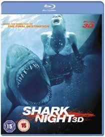 Shark Night (Blu-ray disc): Sara Paxton, Dustin Milligan, Chris Carmack, Katharine McPhee, Alyssa Diaz, Joel David Moore, Donal...