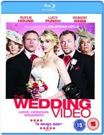The Wedding Video (Blu-ray disc): Lucy Punch, Miriam Margolyes, Michelle Gomez, Harriet Walter, Robert Webb, Forbes KB, Cara...