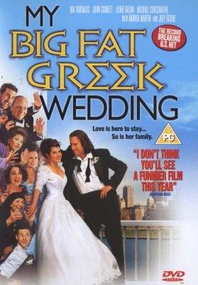 My Big Fat Greek Wedding 3.My Big Fat Greek Wedding Dvd
