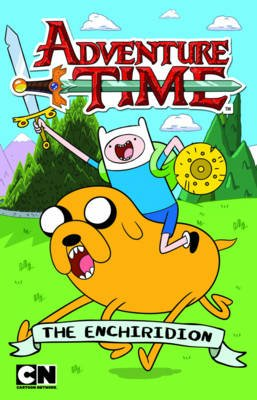 Adventure Time - the Enchiridion (Paperback, Television tie-in edition):