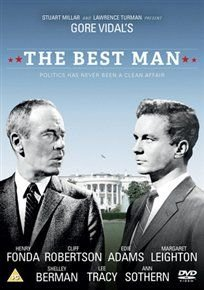 The Best Man (DVD): Henry Fonda, Gene Raymond, Cliff Robertson, Shelley Berman, Margaret Leighton, Ann Sothern, Edie Adams, Lee...