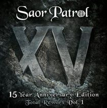 Saor Patrol - XV (Total Reworx) (CD): Saor Patrol
