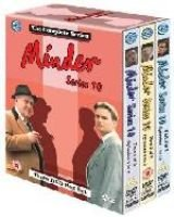 Minder Series 10 Parts 1-3 (DVD):