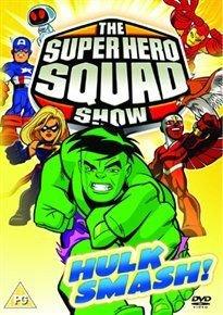 The Super Hero Squad Show: Hulk Smash - Episodes 7-11 (DVD): Steve