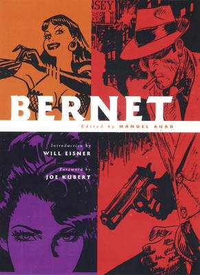 Bernet (Hardcover): Manuel Auad