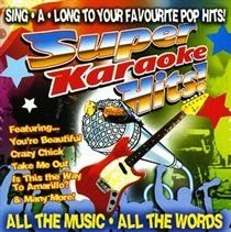 Super Karaoke Hits (CD): Karaoke