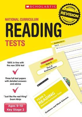 Reading Test - Year 5 (Paperback): Lesley Fletcher, Graham Fletcher