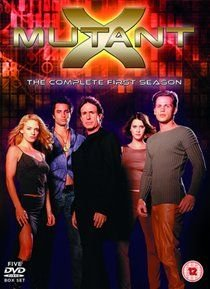 Mutant X: The Complete Season 1 (DVD): Forbes March