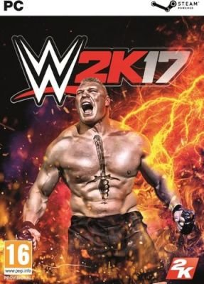 WWE 2K17 - Code in Box (PC, DVD-ROM):