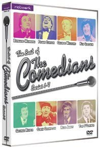 The Comedians: Series 1-7 (DVD): Frank Carson, Charlie Williams, Bernard Manning, Colin Crompton, Ken Goodwin, Ian Hamilton,...