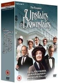 Upstairs Downstairs - Season 1 - 5 - The Complete Series (1971-1975 version) (DVD, Boxed set): Jean Marsh, Gordon Jackson,...