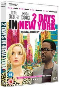 2 Days in New York (DVD): Chris Rock, Julie Delpy, Brady Smith, Vincent Gallo, Kate Burton, Dylan Baker, Malinda Williams,...