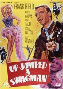 Up Jumped a Swagman (DVD): Frank Ifield, Suzy Kendall, Annette Andre, Ronald Radd, Richard Wattis, Donal Donnelly, Bryan...