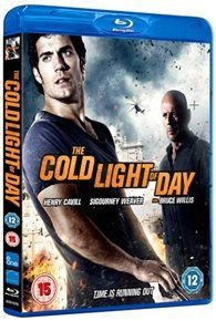 The Cold Light of Day (Blu-ray disc): Henry Cavill, Bruce Willis, Sigourney Weaver, Caroline Goodall, Rafi Gavron, Jim Piddock,...