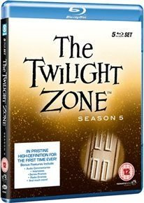 Twilight Zone - The Original Series: Season 5 (Blu-ray disc): Hazel Court, Barry Nelson, Michael Constantine, Thalmus Rasulala,...