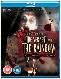 The Serpent and the Rainbow (Blu-ray disc): Cathy Tyson, Brent Jennings, Theresa Merritt, Paul Winfield, Conrad Roberts,...