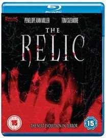 The Relic (Blu-ray disc): Tom Sizemore, Clayton Rohner, Robert Lesser, Tico Wells, Linda Hunt, Chi Muoi Lo, Diane Robin,...