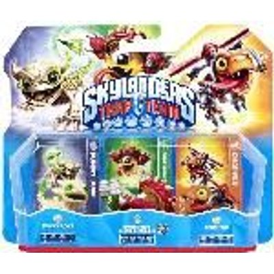 Skylanders Trap Team Triple Pack No.3 - Blades, Torch & Tidal Gill Grunt: