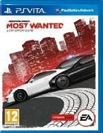 Need for Speed - Most Wanted (2012) (PlayStation Vita, Game cartridge):