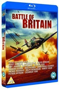 Battle of Britain (English, Italian, Spanish, Blu-ray disc): Laurence Olivier, Robert Shaw, Michael Caine, Susannah York,...