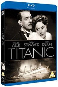 Titanic (English & Foreign language, Blu-ray disc): Clifton Webb, Barbara Stanwyck, Audrey Dalton, Robert Wagner, Thelma...
