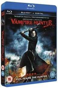 Abraham Lincoln - Vampire Hunter (Blu-ray disc): Mary Elizabeth Winstead, Dominic Cooper, Alan Tudyk, Anthony Mackie, Rufus...