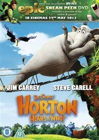 Horton Hears a Who! (DVD): Jim Carrey, Steve Carell, Carol Burnett, Will Arnett, Seth Rogen, Dan Fogler, Isla Fisher, Jonah...