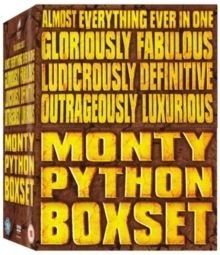 Monty Python: Almost Everything (DVD, Boxed set):