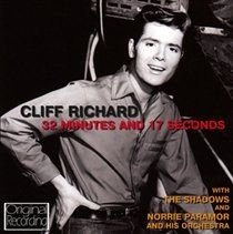 Cliff Richard - 32 Minutes and 17 Seconds (CD): Cliff Richard