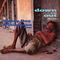 Sonny Boy Williamson - Down and Out Blues (CD): Sonny Boy Williamson