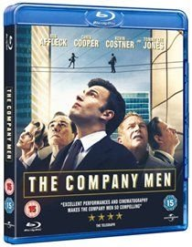The Company Men (Blu-ray disc): Ben Affleck, Kevin Costner, Craig Mathers, Gary Galone, Tommy Lee Jones, Chris Cooper, Suzanne...