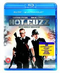 Hot Fuzz (Blu-ray disc): Simon Pegg, Martin Freeman, Bill Nighy, Robert Popper, Nick Frost, Joe Cornish, Chris Waitt, Eric...