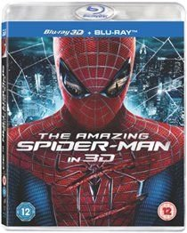 The Amazing Spider-Man - 2D / 3D (Blu-ray disc): Andrew Garfield, Emma Stone, Chris Zylka, Rhys Ifans, Martin Sheen, Sally...