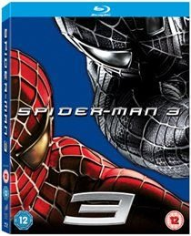 Spider-Man 3 (Blu-ray disc): Tobey Maguire, Kirsten Dunst, James Franco, Thomas Haden Church, Topher Grace, Bryce Dallas...