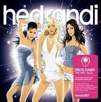 Disco Kandi (The Mix) (CD, Imported): Various Artists