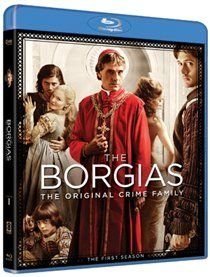 The Borgias: Season 1 (Blu-ray disc): Jeremy Irons, François Arnaud, Holliday Grainger, Lotte Verbeek, David Oakes, Colm Feore,...