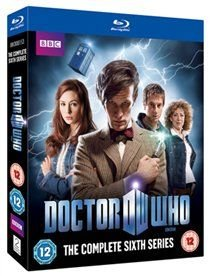 Doctor Who: The Complete Sixth Series (Blu-ray disc): Matt Smith, Karen Gillan, Arthur Darvill, Alex Kingston, Frances Barber,...