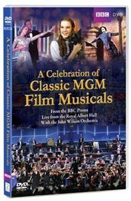 Clive Anderson / John Wilson Orchestra - A   Celebration of Classic MGM Film Musicals (DVD): Clive Anderson, John Wilson...
