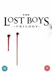 The Lost Boys 1-3 (Blu-ray disc): Corey Feldman, Jami Gertz, Corey Haim, Jason Patric, Kiefer Sutherland, Edward Herrmann,...