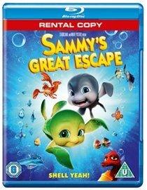 Sammy's Great Escape (English, Portuguese, Spanish, Blu-ray disc): Pat Carroll, Carlos McCullers II, Cinda Adams, Dino...