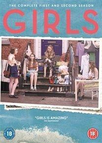Girls: Seasons 1-2 (DVD): Lena Dunham, Adam Driver, Allison Williams, Jemima Kirke, Zosia Mamet, Christopher Abbott, Alex...