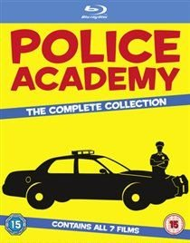 Police Academy 1-7 (Blu-ray disc): Steve Guttenberg, Kim Cattrall, G.W. Bailey, George Gaynes, Bubba Smith, Leslie Easterbrook,...