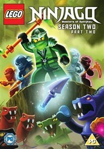 LEGO Ninjago - Masters of Spinjitzu: Season 2 - Part 2 (DVD): Michael Adamthwaite, Kelly Metzger, Paul Dobson, Vincent Tong,...