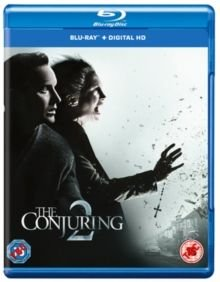 The Conjuring 2 (Blu-ray disc): Patrick Wilson, Vera Farmiga, Franka Potente, Maria Doyle Kennedy, David Thewlis, Frances...