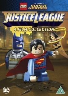 LEGO: Justice League - Collection (DVD): Troy Baker, Nolan North, Grey Griffin, Kari Wahlgren, Josh Keaton, James Arnold...