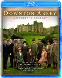 Downton Abbey: A Moorland Holiday (Blu-ray disc): Elizabeth McGovern, Maggie Smith, Lily James, James Faulkner, Allen Leech,...