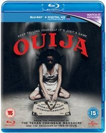 Ouija (English & Foreign language, Blu-ray disc): Matthew Settle, Daren Kagasoff, Ana Coto, Bianca A. Santos, Vivis Colombetti,...