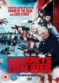 Cockneys Vs Zombies (Blu-ray disc): Michelle Ryan, Georgia King, Honor Blackman, Harry Treadaway, Lee Asquith-Coe, Alan Ford,...