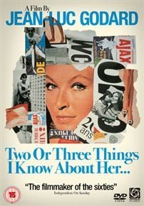 Two Or Three Things I Know About Her... (French, DVD): Marina Vlady, Anny Duperey, Roger Montsoret, Jean Narboni, Christophe...