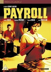 Payroll (DVD): Billie Whitelaw, Bruce Beeby, Murray Evans, Francoise Prevost, Tom Bell, Andrew Faulds, Kenneth Griffith, Kevin...